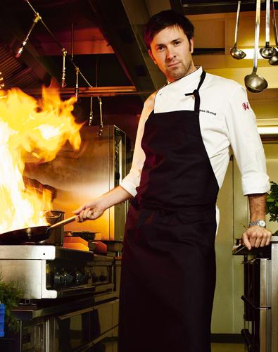 Если мужчина приготовил для тебя ужин